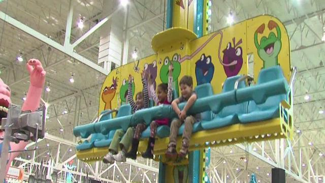 24th Annual IX Indoor Amusement Park