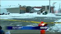 Roof of Belton Eagles Club collapses under snow