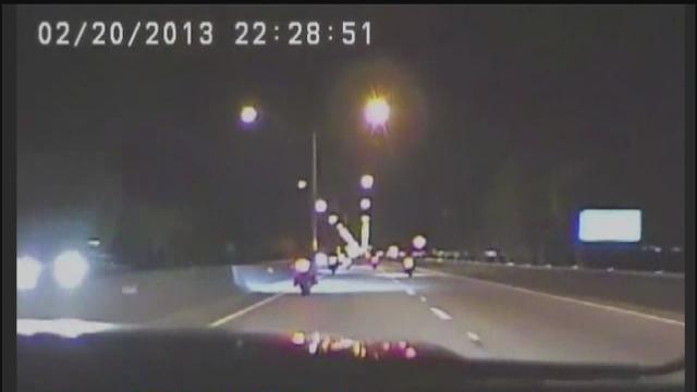 DASH CAM VIDEO RELEASED IN FATAL CRASH