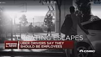 Cali Uber drivers get class action status