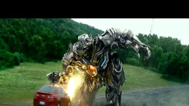 Transformers: Age of Extinction - First Look