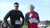 Adam, Cecily join Valley Forge run, pay tribute to Boston