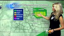 Friday's Forecast: More Heavy Rain, Severe Storms Possible