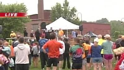 People Prepare To Run And Bike To Support Museum L-A