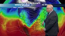 Forecast: Temps will nearly double early next week