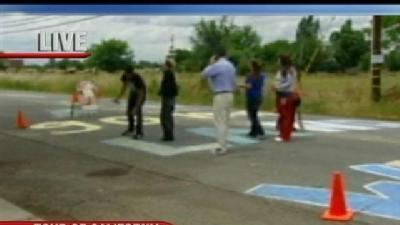 Wheatland Students Create Message For Riders