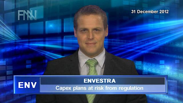 Envestra's capex plans at risk from regulation