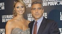 George Clooney and Stacy Keibler Call It Quits