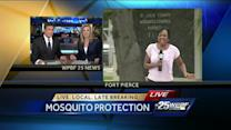 St. Lucie County spray crews targeting mosquitoes