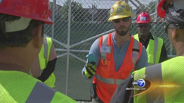 CTA offers training, jobs on Red Line construction