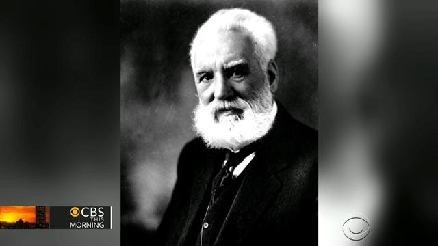 Alexander Graham Bell makes history 129 years ago today