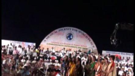 Guinness Record for musical symphony in Assam
