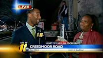 Heart of Carolina Food Drive 6 p.m.