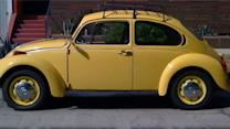 Stolen Volkswagen Beetle tracked down using Google Maps