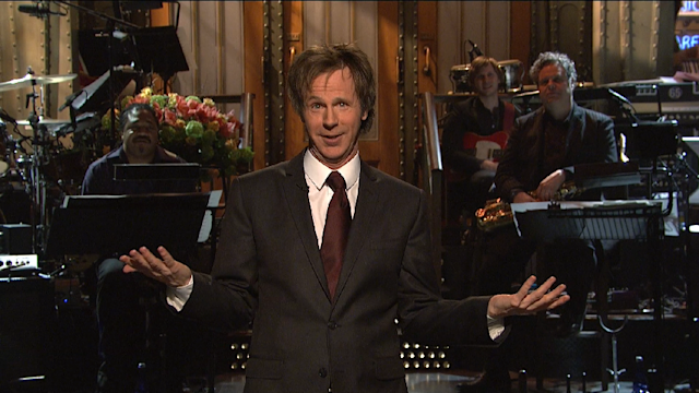 Dana Carvey Monologue: The Glory Years