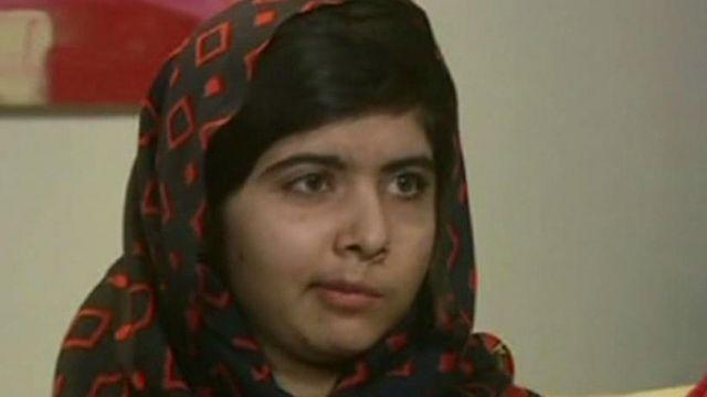 Pakistani girl shot by Taliban militants speaks out