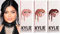 Kylie Jenner Debuts NEW Lip Kit - Sells Out Within Seconds