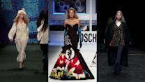 Style.com Fashion Shows - The Models Who Owned the Fall '15 Runways