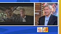 'GMA' Hot List: Harrison Ford on Returning as Han Solo in 'Star Wars'