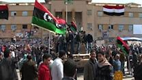Allies provide support for Libya rebels