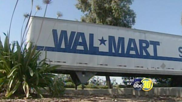 Merced may soon see a Walmart distribution center