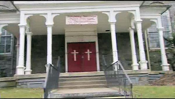 Historic church gates stolen in North Philadelphia