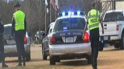 Ala. School Bus Shot; Suspect Grabs 6-year-old