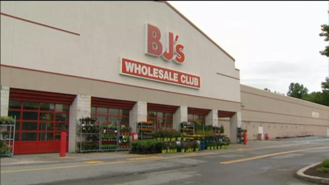 Measles At Discount Warehouse Store