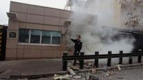 Another attack on an American embassy