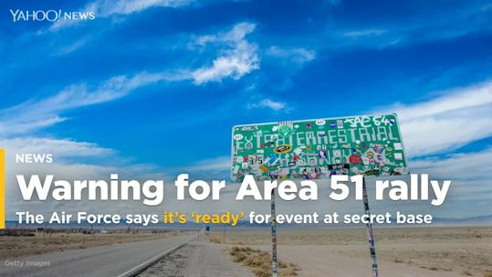 "Image result for ""storm area 51"" feds warn"