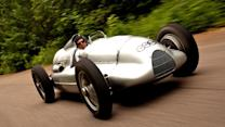 Mercedes Silver Arrows; Torque.TV