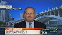 Target CFO: We invest for the long-term