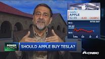 Should Apple buy Tesla?