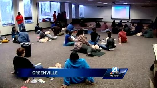 Employees get new work assignment: Learn CPR