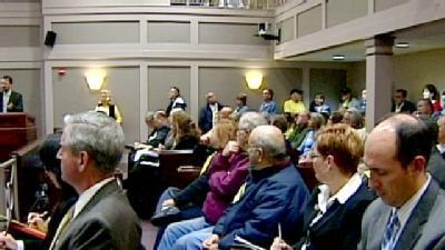Manchester Residents Meet To Debate Walmart Move