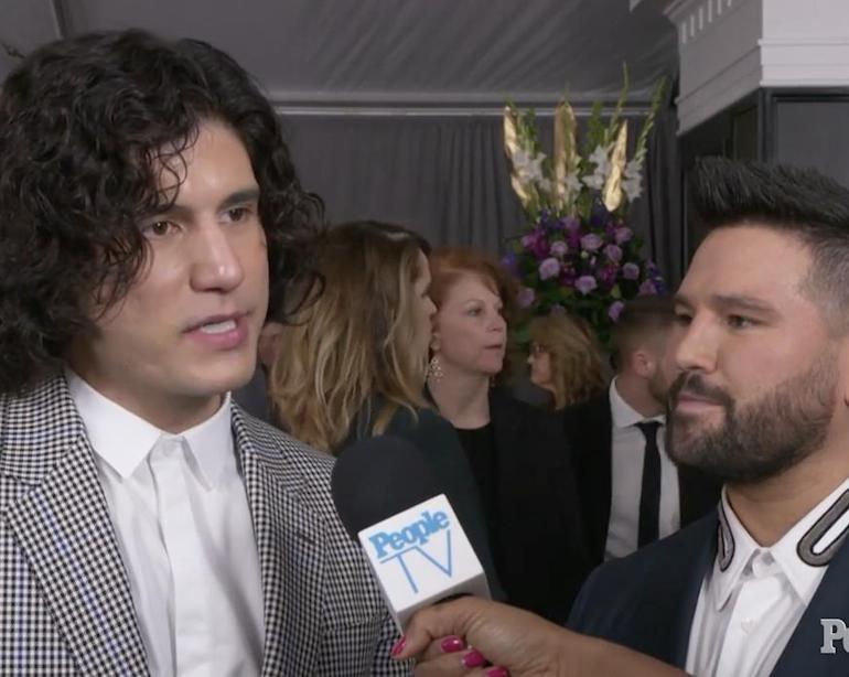 Dan Shay Open Up About Winning Their First Grammy Were Thankful