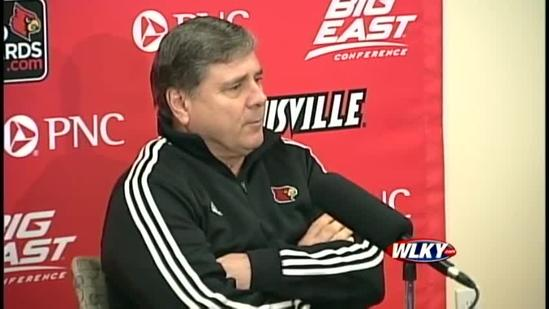 Complete video: Tom Jurich on Final Four bound teams