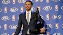 What will Stephen Curry get his teammates?