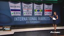 What international markets tell us