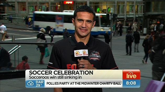 Cahill thrilled with World Cup spot