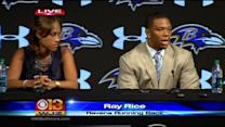 Web Extra: Ray Rice Speaks Out For 1st Time Since Assault Arrest (Entire News Conference)