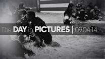 Day in Pictures: 09/04/14