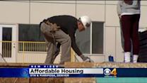 Habitat For Humanity Tackles Affordable Housing Close To Downtown