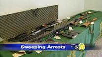 Tulare County home invasion sting nets 9 arrests