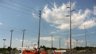 Thousands Without Power In Southern Maine Friday Afternoon