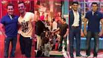 Here's how Kapil shoots last episode of CNWK with Salman