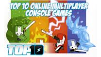 Top 10 Online Multiplayer Console Games - Top 10