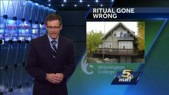 Wilmington College conducting hazing investigation after student hurt