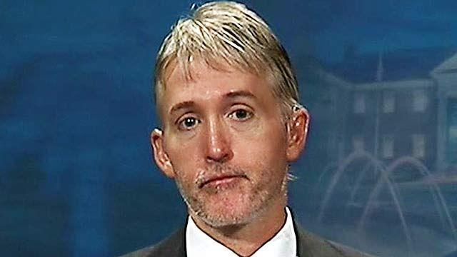 Rep. Gowdy: What Holder said before Congress is 'not true'