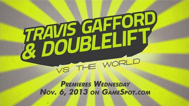Travis and Doublelift Versus the World Teaser